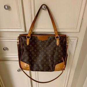 Authentic Louis Vuitton Estrela Tote w/extra strap